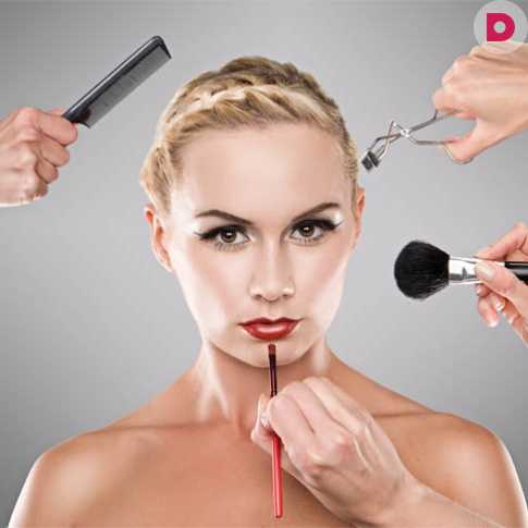 Основы антивозрастного макияжа, как скрыть