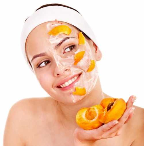 Витаминные маски из свежих фруктов